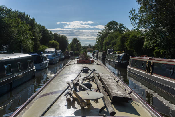 Narrowboat Urlaub in Lancashire – Foto