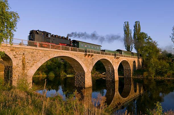 Narrow gauge railway Lokomotive (Sachsen) – Foto