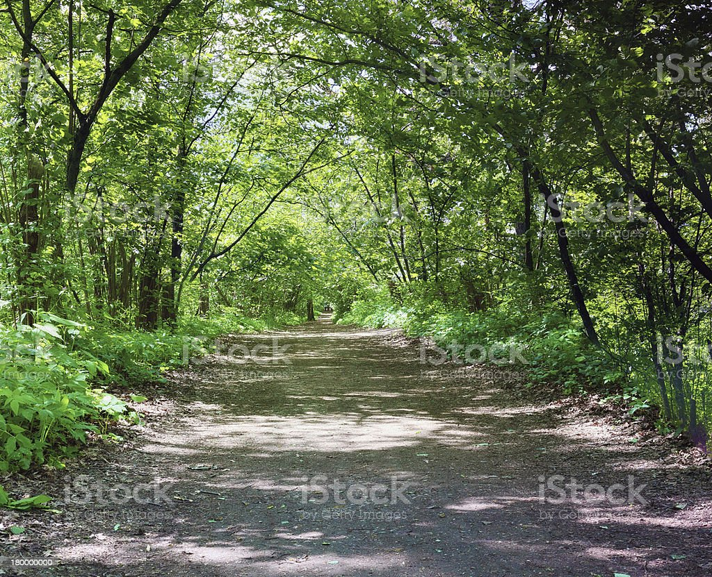 Narure 풍경. royalty-free 스톡 사진