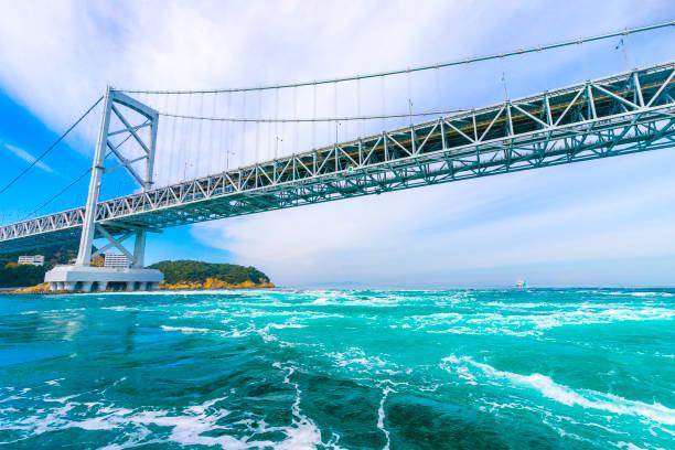 Naruto-Brücke in Tokushima – Foto
