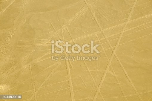 istock Nasca Lines from the Air 1044809216