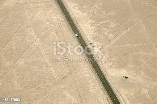 istock Nasca Lines - Peru 467247990