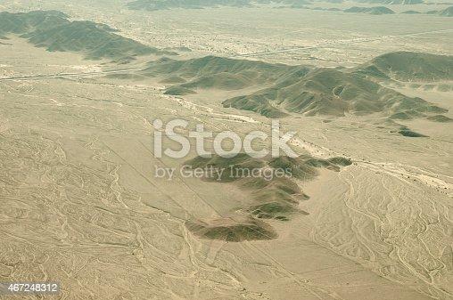 istock Nasca Lines - Peru 467248312