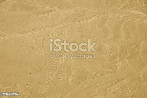 istock Nasca Lines - Peru 520638247
