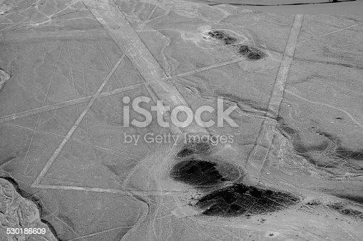 istock Nasca Lines - Peru 530186609