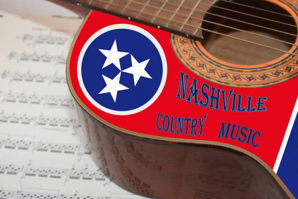 Cтоковое фото Nashville country music  Tennessee