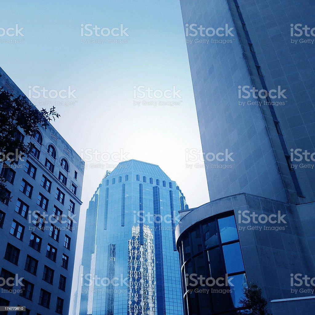 Nashville Downtown royalty-free stock photo