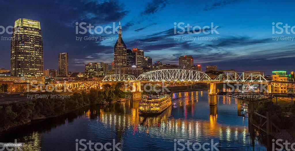 Nashville Tennessee 2014 stock photo