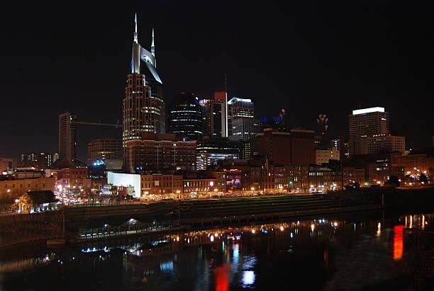 Nashville Tennessee Cityscape stock photo