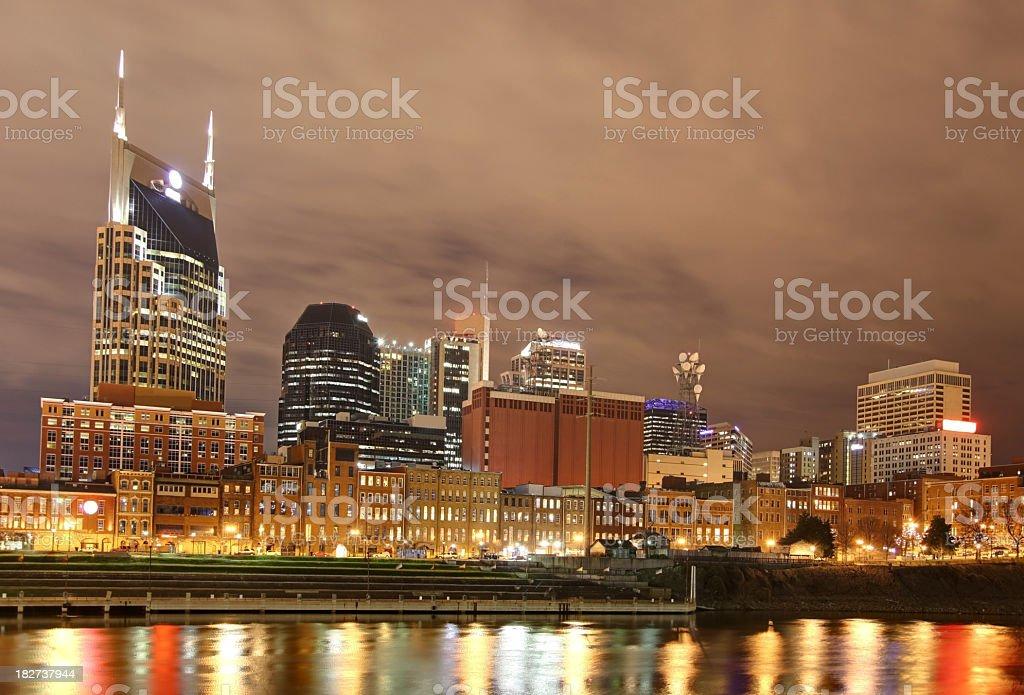 Nashville Tennessee royalty-free stock photo