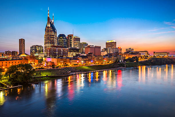 Royalty Free Nashville Skyline Pictures, Images and Stock Photos - iStock