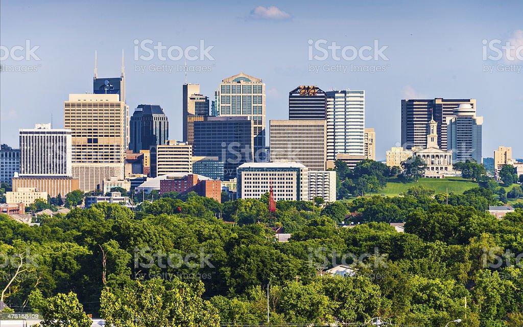 Nashville Tennessee stock photo