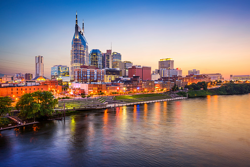 Nashville Tennessee Usa Stock Photo - Download Image Now