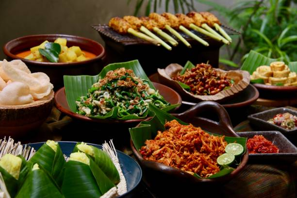 220 938 Indonesian Food Stock Photos Pictures Royalty Free Images Istock