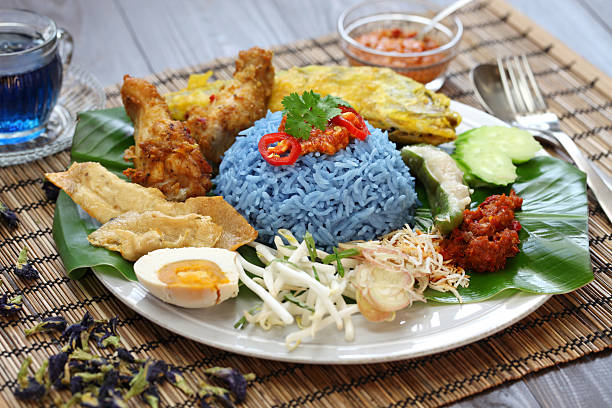 36 Nasi Kerabu Stock Photos, Pictures & Royalty-Free Images - iStock