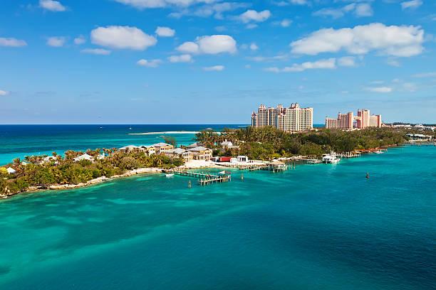 nassau, bahamas - nassau new providence stockfoto's en -beelden