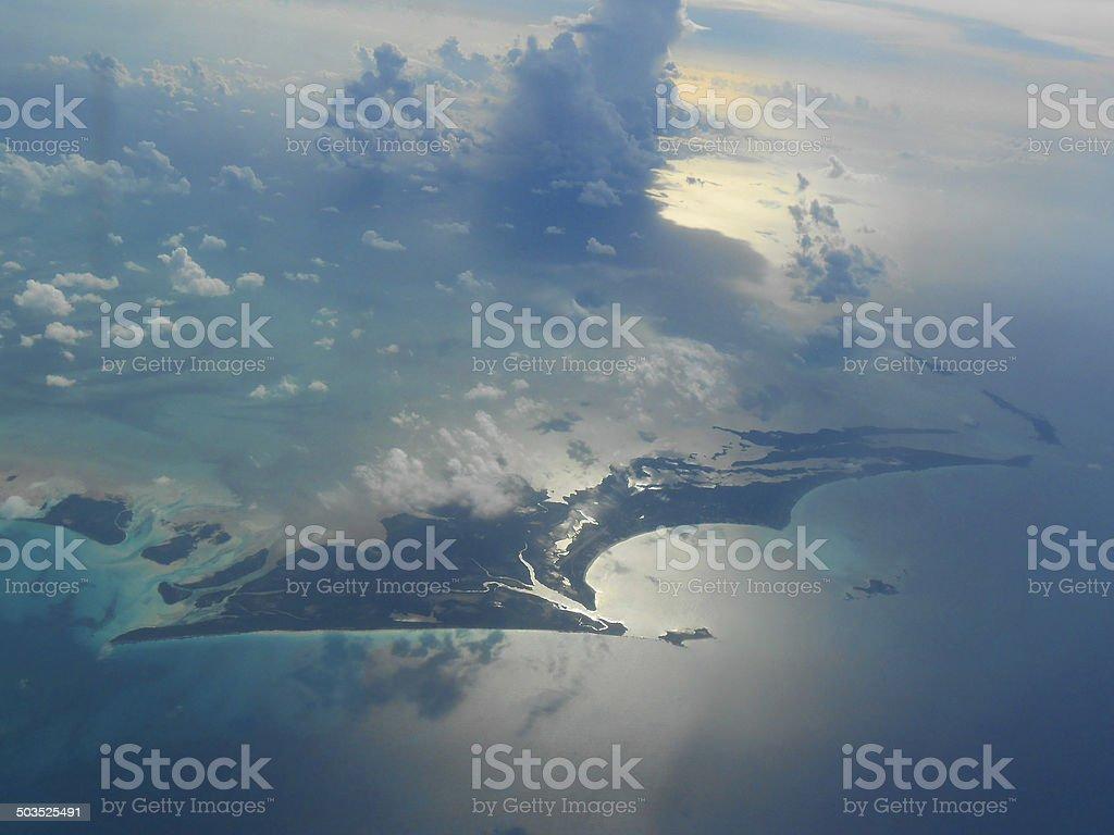 Nassau Bahamas stock photo