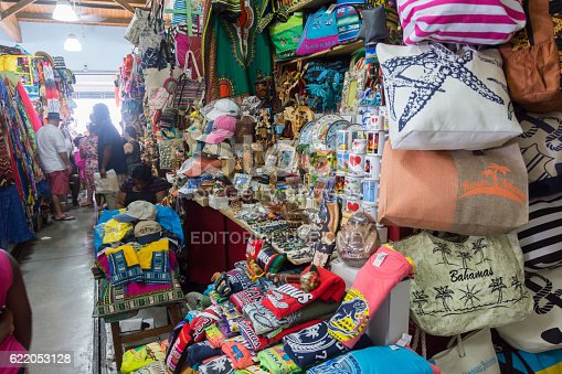 Gm Capital One >> Nassau Bahamas Straw Market Stock Photo & More Pictures of ...