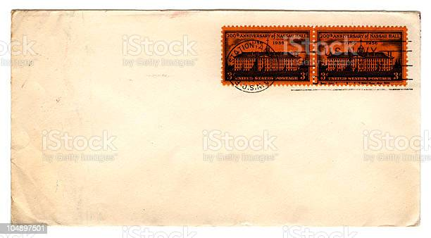 Nassau Hall stamps