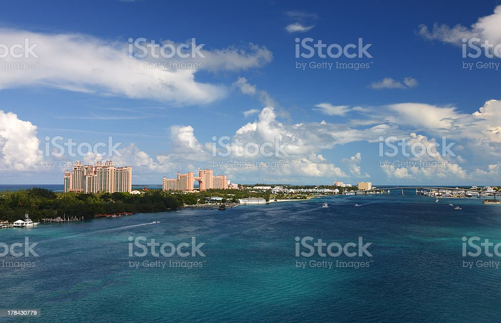 Nassau stock photo