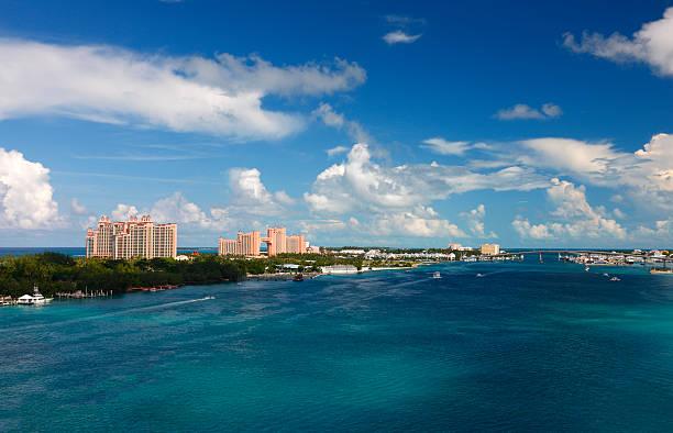 Nassau stock photo