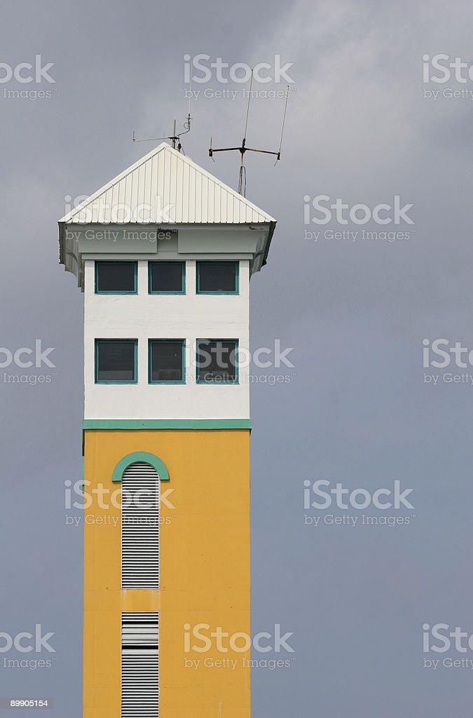 Nassau Tower royalty-free stock photo