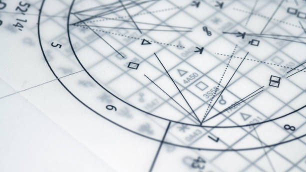 Royalty Free Astrology Chart Pictures Images And Stock Photos Istock