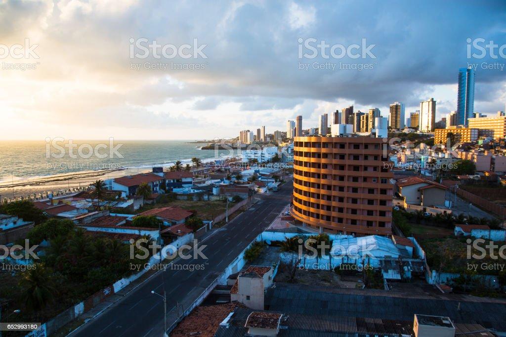 Natal, Rio Grande do Norte, Brazil stock photo