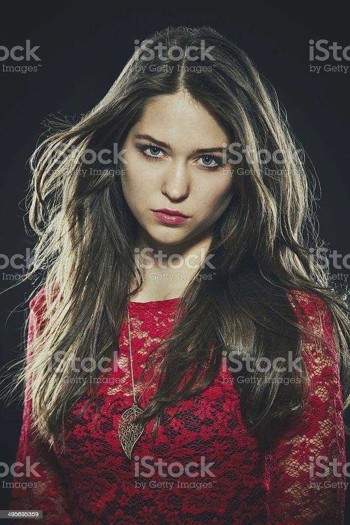 Natalie stock photo