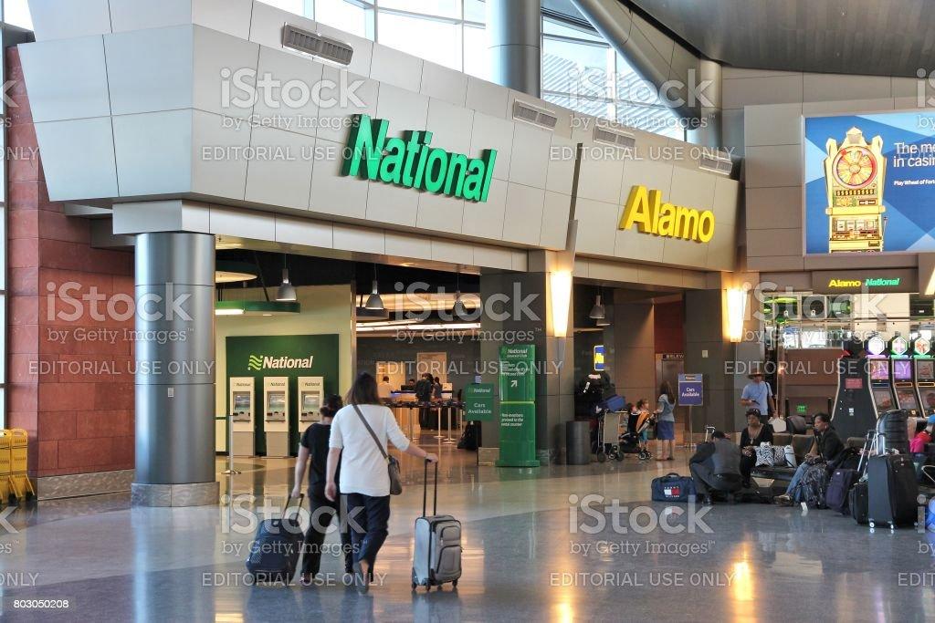 National und Alamo Autovermietung – Foto