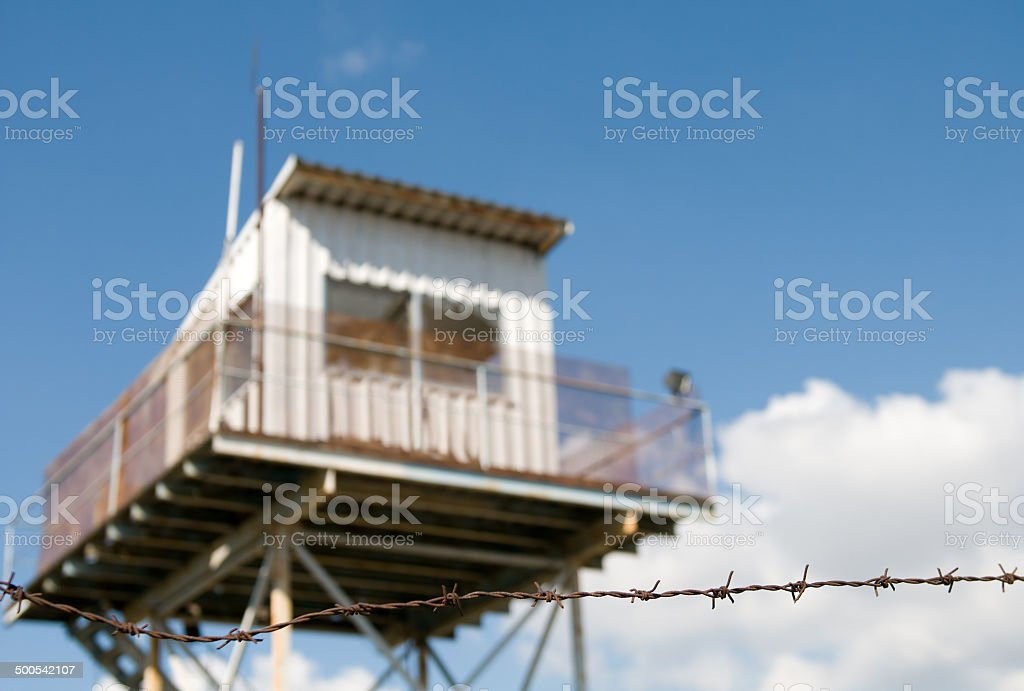 National Borders stock photo