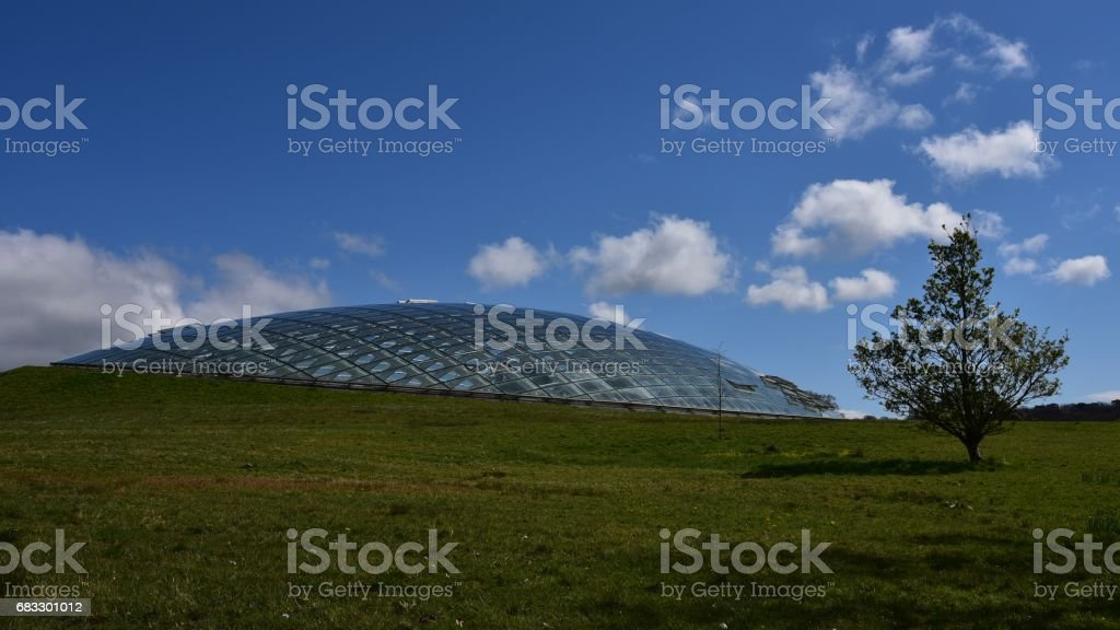 National Botanic Garden of Wales, Carmarthenshire, Wales, UK photo libre de droits