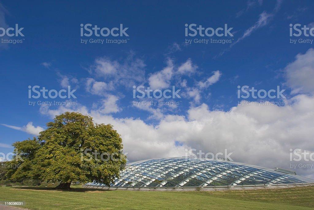 National Botanic Garden of Wales royalty-free stock photo