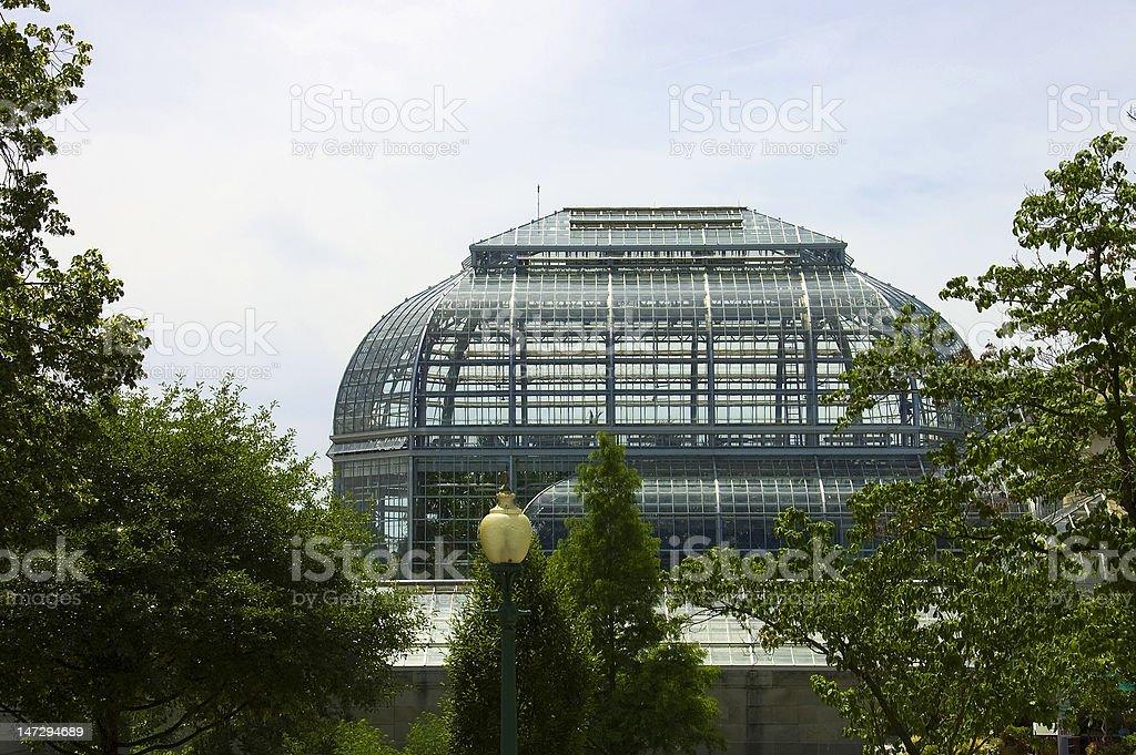National Botanic Garden stock photo