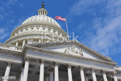 istock US National Capitol 601927572