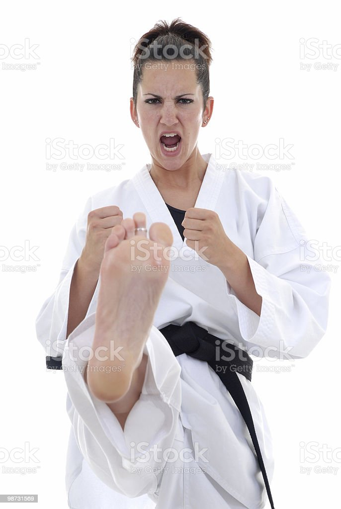 National competitor royalty-free stock photo