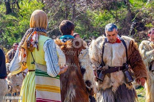 istock National Festival Dervishi Varvara 2019, Bulgaria 1183584658