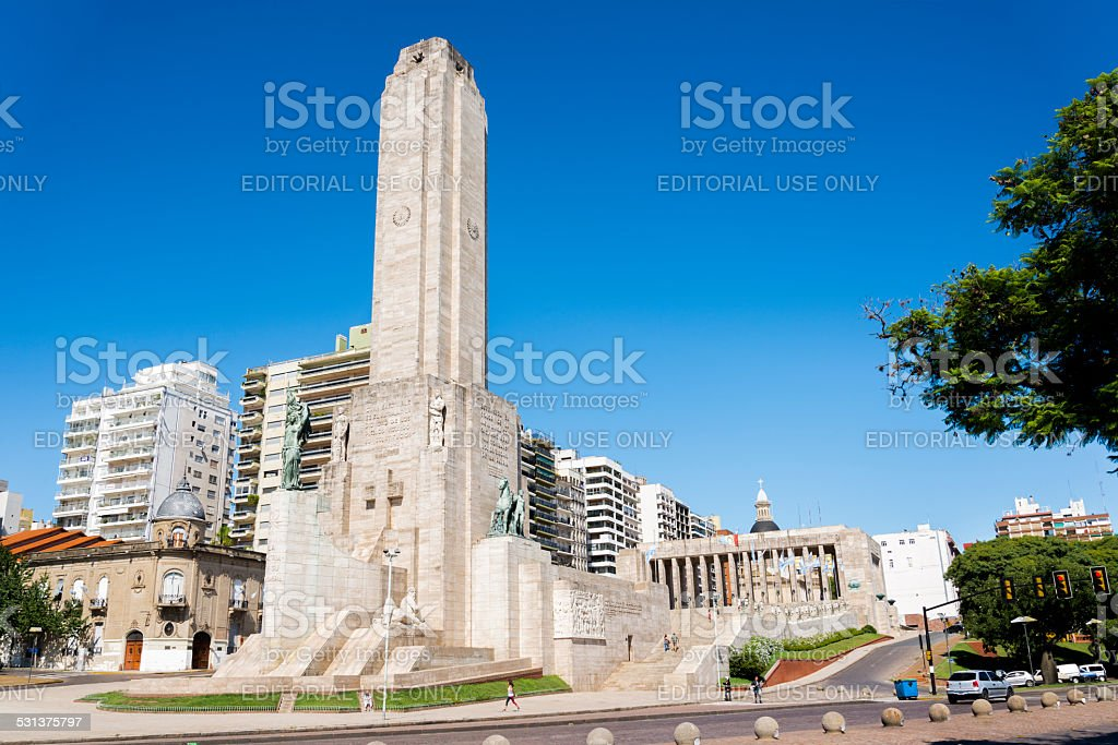 National Flag Memorial stock photo