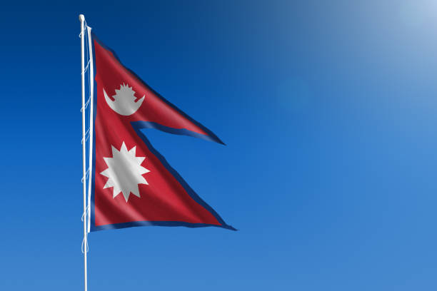 Nepal Flag Stock Photos, Pictures & Royalty-Free Images - iStock