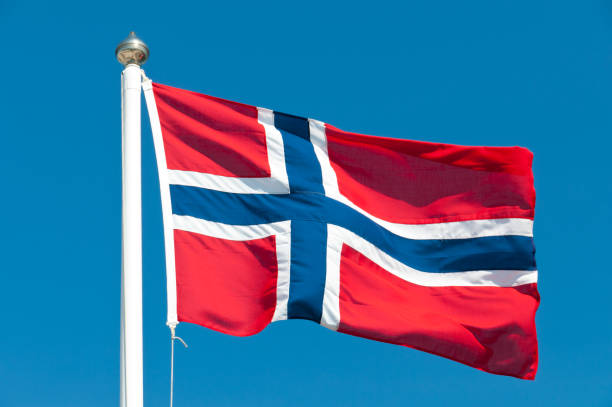 National flag of Norway