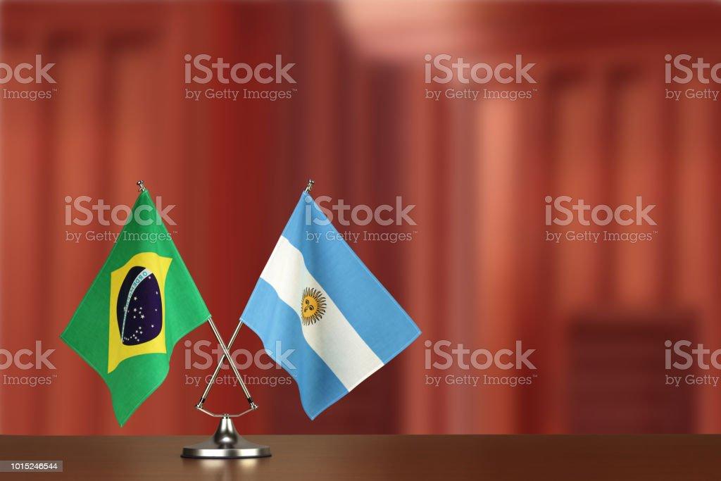 Bandera nacional - foto de stock