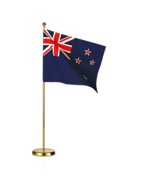 national flag - new zealand flag stock photos and pictures