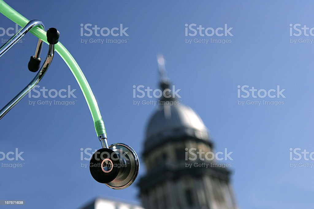 National Healthcare stock photo