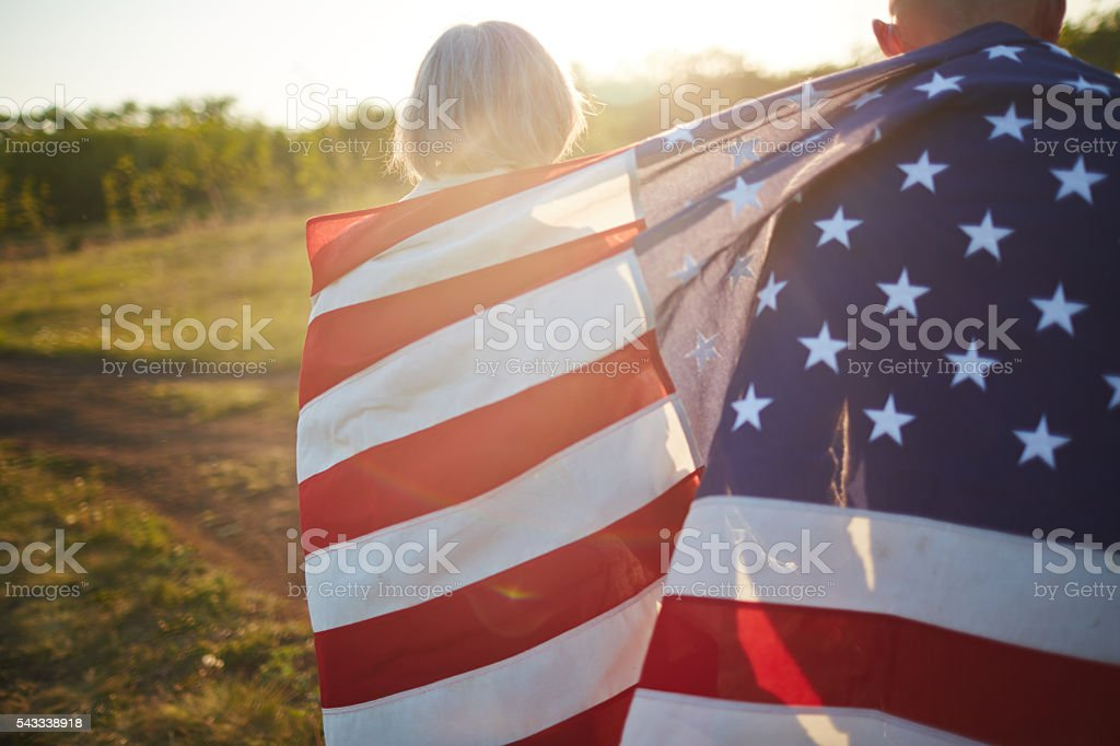 National holiday stock photo