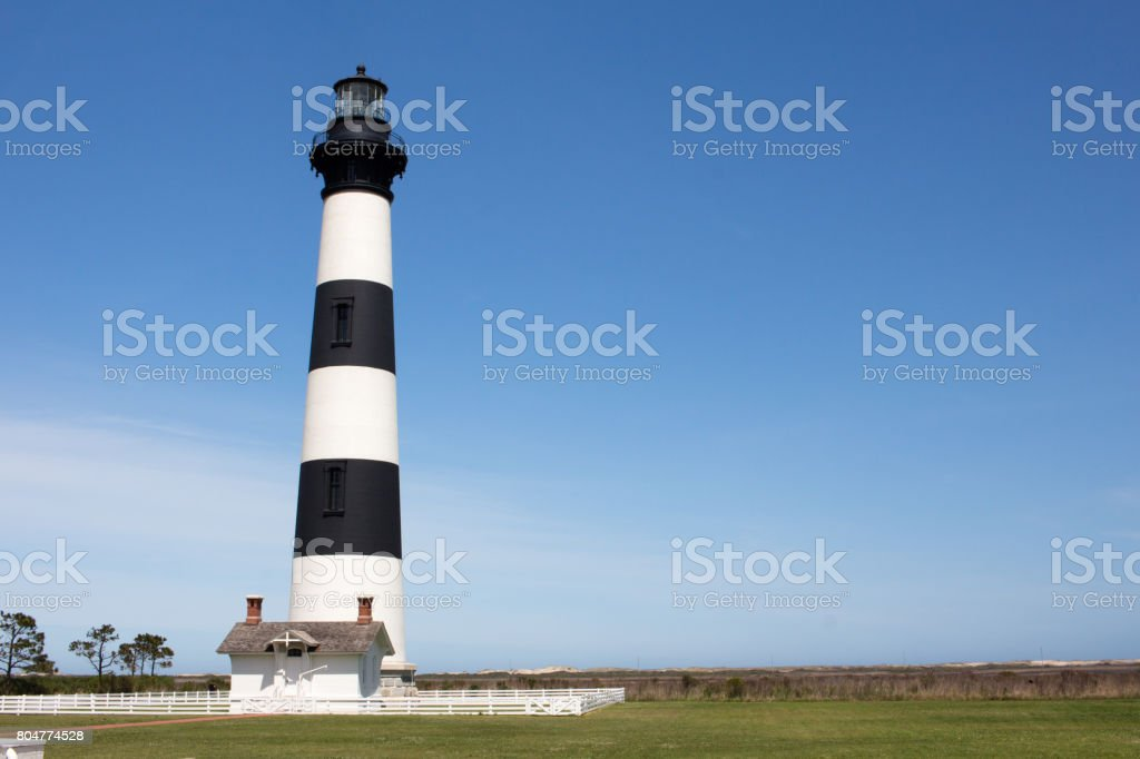 national lighthouse stock photo