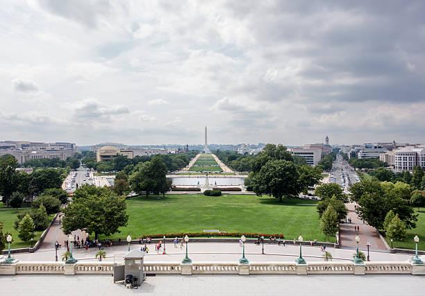 National Mall, das Speaker's Balkon – Foto