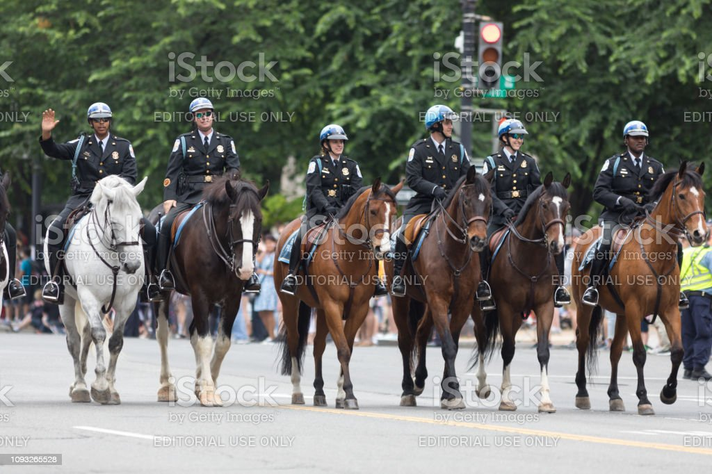 National Memorial Day Parade Stock Photo Download Image Now Istock