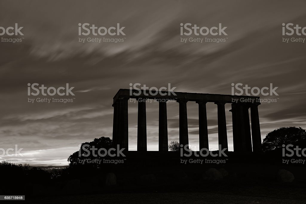 National Monument royalty-free stock photo