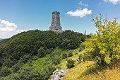 National Monument to Liberty Shipka and Balkan mountains, Stara Zagora Region, Bulgaria