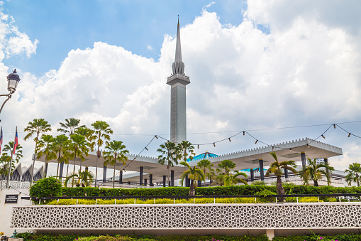 اماكن السياحة في كوالالمبور مسجد نغارا